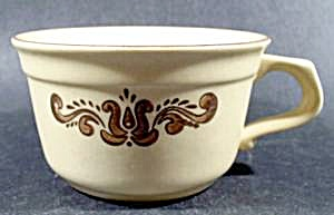 Pfaltzgraff Village Coffee Cup - Retired Pattern (Image1)
