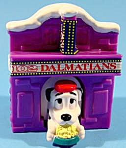 102 Dalmatians - Dog In Theater - 2000 - Mip