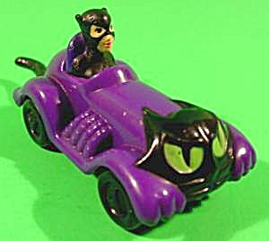 Batman Purple Cat Car - 1991 - McDonald's Happy Meal (Image1)