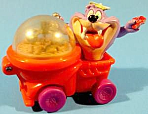 Dizzy Devil 1992 Happy Meal Toy - Warner Bros.
