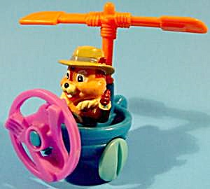 Chips Whirly-cupter - 1989 - Rescue Rangers - Disney