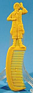 Happy Meal Toy - 1980s - Ronald Mcdonald Comb