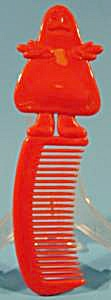 Happy Meal Toy - 1980s - Grimace Plastic Comb - Np