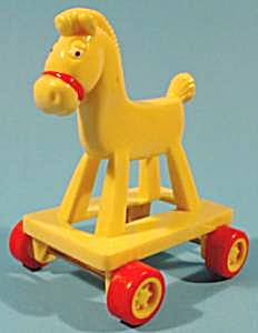 Hobby Horse - 1987 - Baby Muppets Series - Np