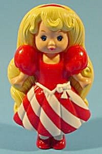 Little Miss Candystripes - 1993 - Happy Meal Toy - Np