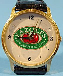 Fazoli's Wrist Watch - 1980's - Image Watches, Inc (Image1)