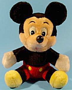 Disneyland - Mickey Mouse Plush Toy