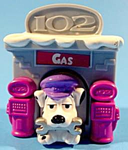 Puppy In Gas Station Dog House - Disney 102 Dalomatians