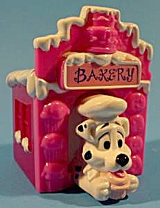 Puppy In Bakery Dog House - 102 Dalmatians - MIP (Image1)