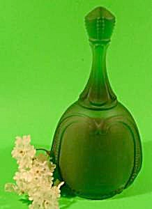 Fenton Spruce Green Oval Bell - 1999 (Image1)