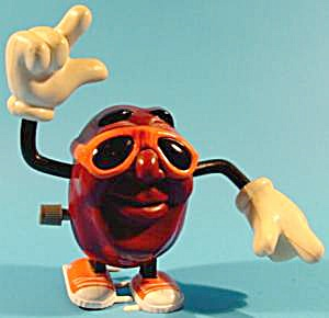 California Raisin Windup Walker - 1988 - Ben Indasun (Image1)
