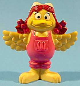 Birdie - 1995 - Mcdonald's Happy Meal Toy - Np