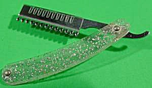 WECK Tie Pin - Straight Razor Hair Trimmer - Vintage (Image1)