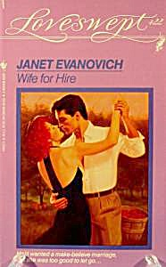 Loveswept #422 Wife For Hire - Evanovich 1990
