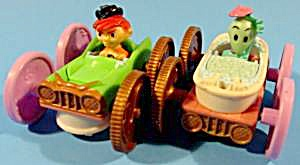 Happy Meal 1991 Tiny Toon Flip Car - Warner Bros.