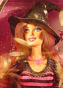 Barbie Halloween Party Doll - 2010 - Mattel - Nib