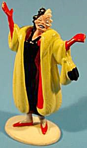 Cruella De Vil - 1991 - Mcdonald's Happy Meal - Np