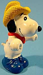 Mcdonald's Happy Meal Toy - 1990 Peanuts - Snoopy