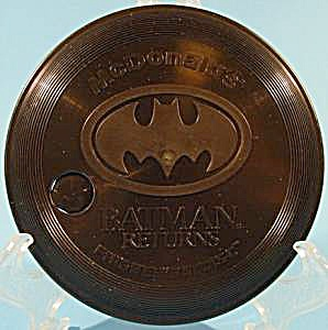 Batman Returns Frisbee - 1991 - D. C. Comics