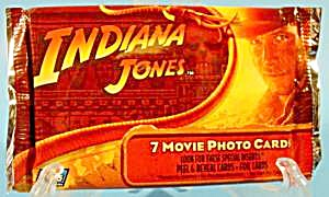 Harrison Ford - 2008 Indiana Jones Photo Movie Cards