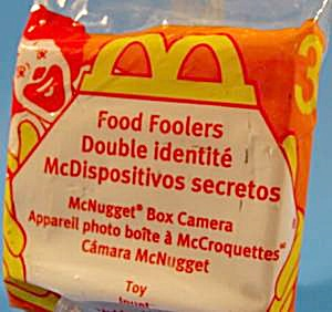 Food Fooler #3 - 1999 - Happy Meal Toy