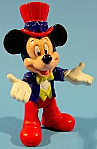 Mickey In Usa - 1993 Epcot Center - Disney - Np
