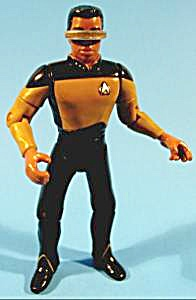 Geordi Laforge Action Figure - 1992 - Star Trek