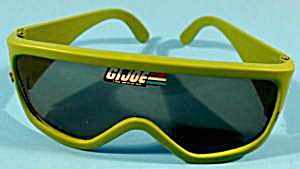 G. I. Joe Sunglasses - 1989 - Childrens