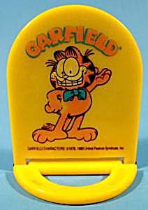 Garfield Happy Meal Toy Mirror - 1990 - Np