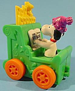Snoopy Playing Piano - 1994 - Peanuts