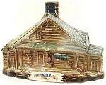 Click here to enlarge image and see more about item AAA123: Jim Beam Decanter 1969 Ponderosa Ranch