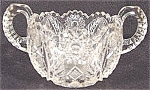 Click here to enlarge image and see more about item AAA170: Antique Open Sugar Bowl - Cambridge Glass