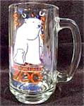Click here to enlarge image and see more about item AAA180: Glass Mug - Brookfield Zoo 50th Anniversary - Chicago