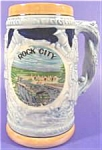 Click here to enlarge image and see more about item AAA254: Tankard ~ Lookout Mountain Tennessee ~ Souvenir