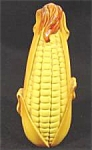 Click here to enlarge image and see more about item AAA286: Ceramic Corn Salt Shaker - Japan - Single