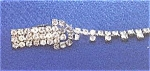 Vintage Rhinestone Sweater Guard Clips