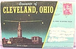 Click here to enlarge image and see more about item AAA468: Souvenir Post Card Series ~ Cleveland Ohio ~ Curt Teich