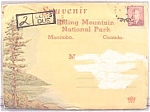 Click here to enlarge image and see more about item AAA470: Souvenir Post Card Series ~ Manitoba Canada ~ 1950s