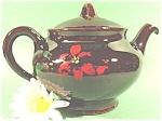 Click here to enlarge image and see more about item AAA475: Teapot ~ Royal Canadian Art Pottery