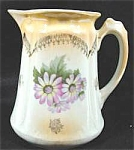 Click here to enlarge image and see more about item AAA52: Bone China Milk Pitcher - Germany