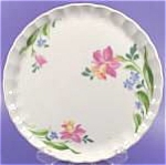 Click here to enlarge image and see more about item AAA653: Dinner Plate - W.S. George - Bolero