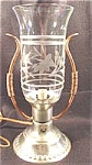 Click here to enlarge image and see more about item AAA696: Antique Table Lamp ~ Continental 613 ~ Must See