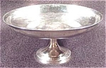 Click here to enlarge image and see more about item AAA72: Oneida Silver Plate Compote - Small