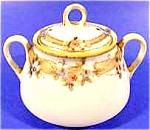 Lovely Handpainted Nippon Sugar Bowl