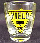 Barware ~ Slippery When Wet Shot Glass