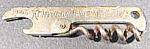 Breweriana Barware ~ Kentucky Tavern Corkscrew Opener