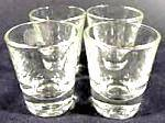 Shot Glasses - Set of 4