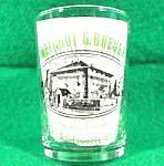Barware - Weingut G. Breuer Advertising Glass