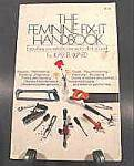 Click here to enlarge image and see more about item B267: The Feminine Fix It Handbook - Kay Ward