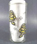 Character Glass - Miss Piggy - Henson 1989